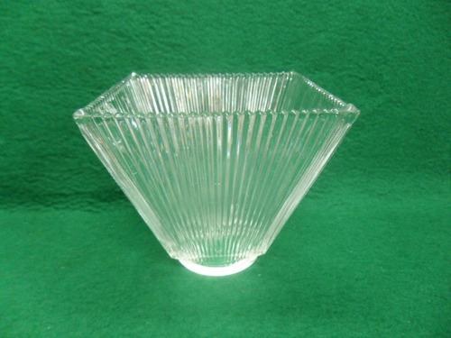 tulipa  antiga  vidro made in ástria