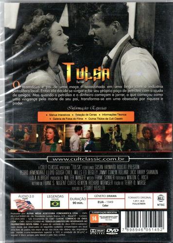tulsa (1949) - dvd cultclassic - bonellihq p20
