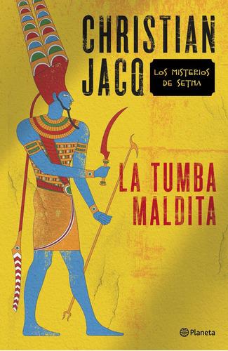 tumba maldita / christian jacq (envíos)