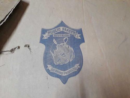 tumbaburros h dodge charger 11-14 go rhino 5076 policia ssc