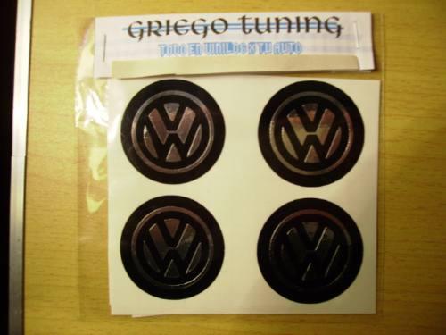 tun adhesivos en vinilo volkswagen x llantas son 5 de 4,5 cm