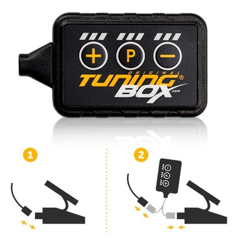 tune pedal chip de aceleración renault duster