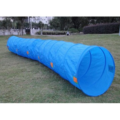 túnel agility adestramento pet mochila cão frete grátis