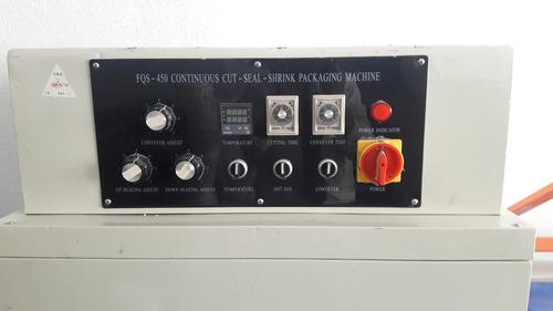 tunel de calor (selladora de horno)