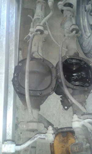 tunel de transmisión de explorer 97-00