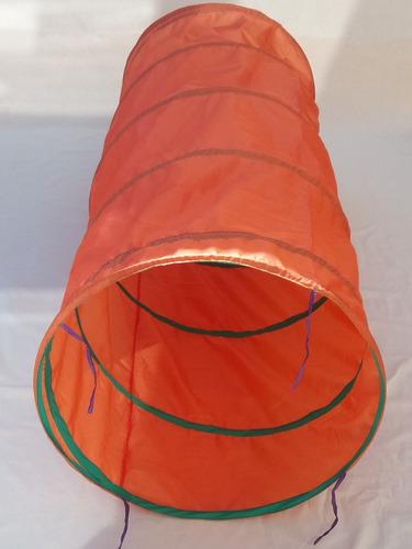 túnel flexible.|