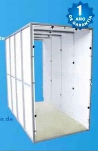túnel móvil sanatizante