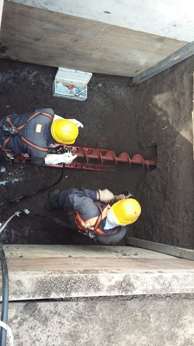 tuneles y zanjeos tunelera hidraulica