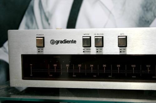 tuner gradiente model-9