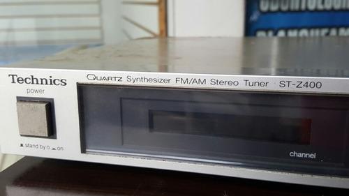 tuner technic st-z400 made in japan funcionando