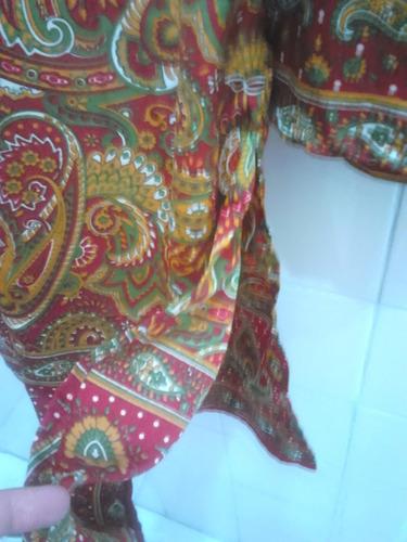 túnica indiana - m