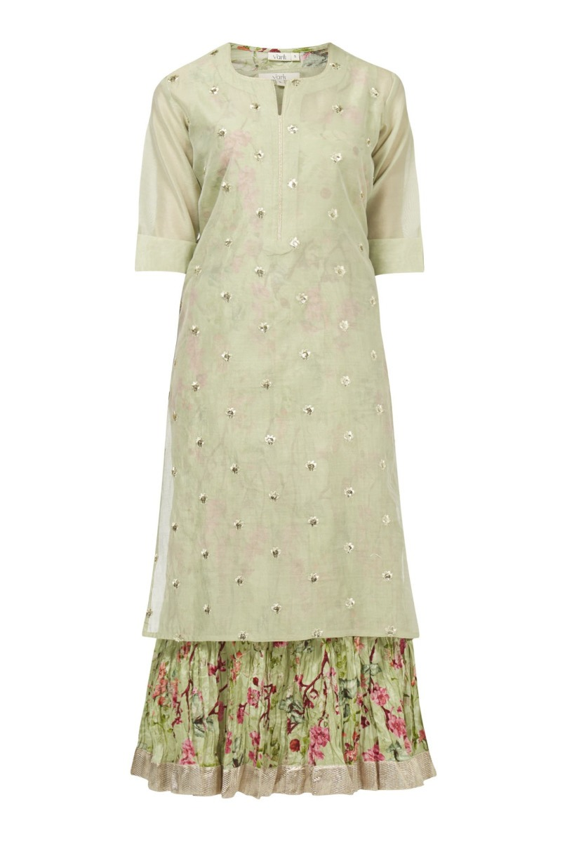 Túnica - Kurta - Vestido - Traídas De India - Ideal Fiesta - $ 1.200 ...