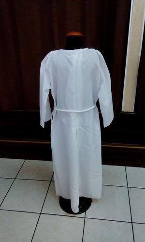 túnica primera comunión