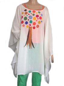fecha de lanzamiento: Mitad de precio Venta de liquidación 2019 Tunicas Playeras Blancas - Blusas de Mujer 3XL en Mercado ...