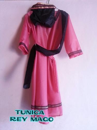 túnicas, disfraz  pastores san jose, reyes magos, virgen mar