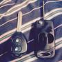 Llave Flip Con Control Remoto Toyota