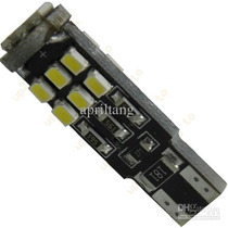 Luces Led T10 Canbus 15smd Bmw/mercedez Benz