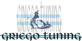 tuning (ploter) adesivo surf  oracal alemán azul mod 011a