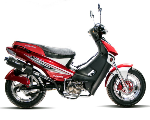 tunning gilera smash 110 full underbone - eccomotor