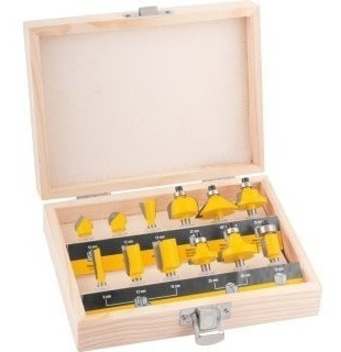 tupia manual elétrica fixa 500w tlv506 vonder + jogo de fresas