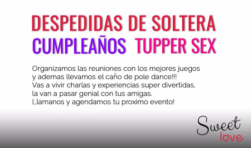 tupper sex y despedida de soltera