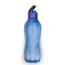 Tupperware-Eco Botella Azul 1 litros