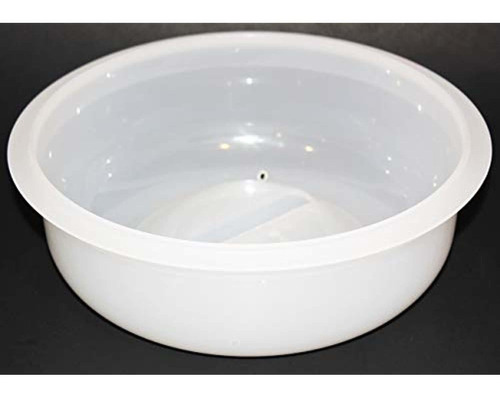 tupperware cubierta de placa microondas nueva transparente