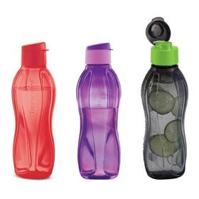 Tupperware Eco Twist 1 L  Botella Agua  Varios Colores