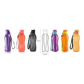 Tupperware Eco Twist Go 500 Ml Botella Agua Varios Colores