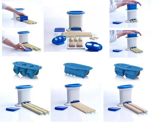 tupperware massa expressa azul importado
