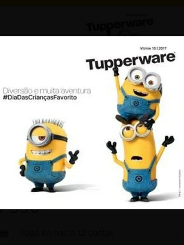 tupperware minions