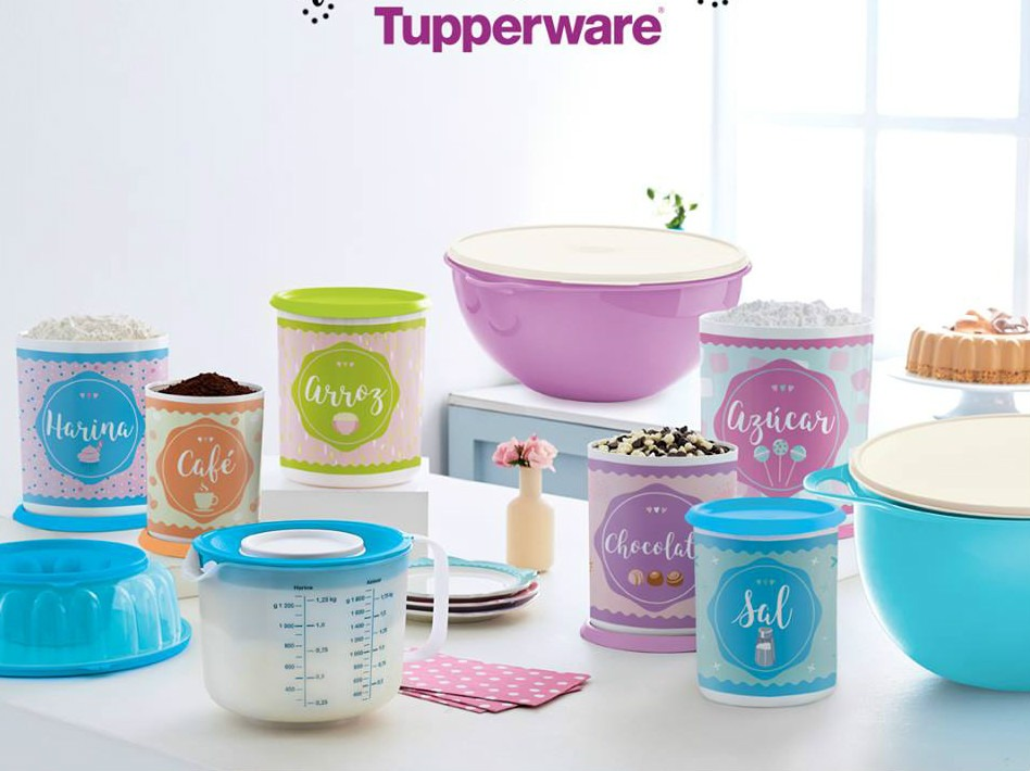 Tupperware-colección