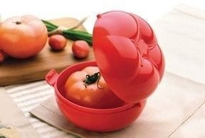 tupperware - tupper tomate 350ml