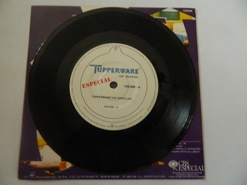 tupperware - tupperware vai desfilar - compacto /ep 22.02