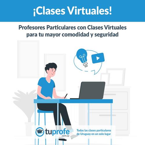 tuprofe - profesores particulares y clases particulares