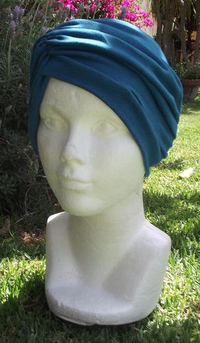 turbante confort likra de algodón con el envio mas barato.