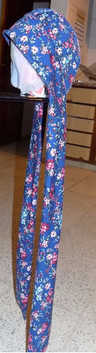 turbante mujer oncologico
