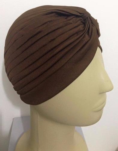 turbante touca gorro ideal quimioterapia cancer