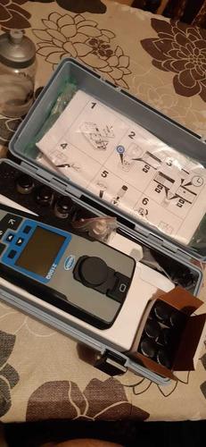 turbidimetro portatil nuevo, marca: hachmodelo: 2100q01