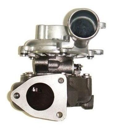 turbina água e óleo toyota hilux 2005 a 2012 3.0 16v 4x4