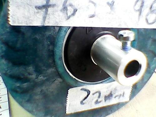 turbina centrifuga aire acon split 765 mm x 98 mm leer aviso