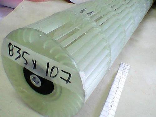 turbina centrifuga aire split 835 x 107 sirve para 850 x 100