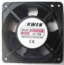 turbina cooler fan extractor 220v 4  12 x12 x 3.8 ventilador
