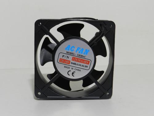 turbina cooler fan extractor 220v buje 4 pulgadas 12cm