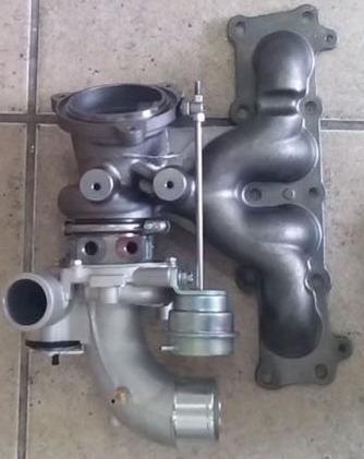 turbina evoque / volvo xc60 t5 / discovery sport / volvo s60