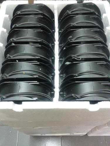 turbina fan cooler metalico ruleman 6pulg 170x150x50mm 220v