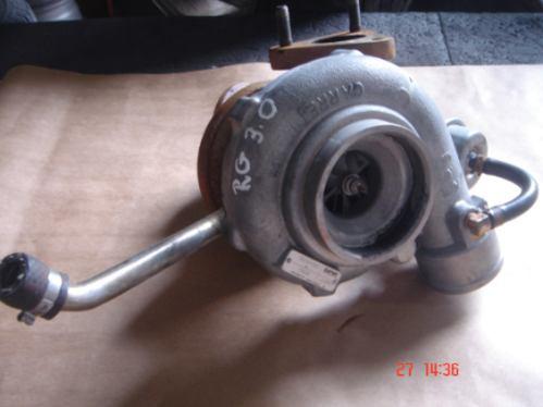 turbina ford ranger 3.0 diesel 06-09