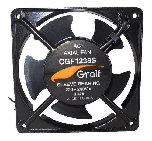turbina gralf cooler ventilador 4 pulgadas buje 220v envios