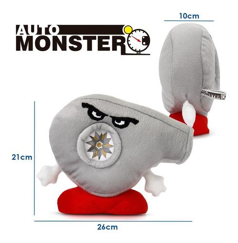 turbina master almofada pelucia decorativa toy turbos