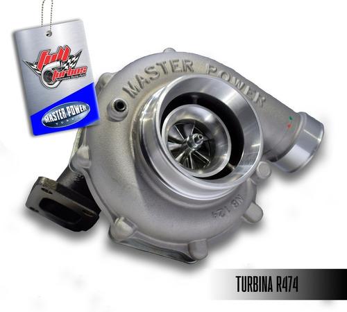 turbina master power r494 50 x .70 + filtro + brinde